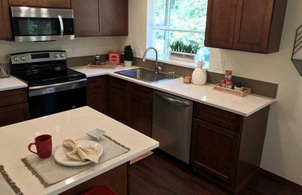 How To Install Quartz Countertops - Kitchen