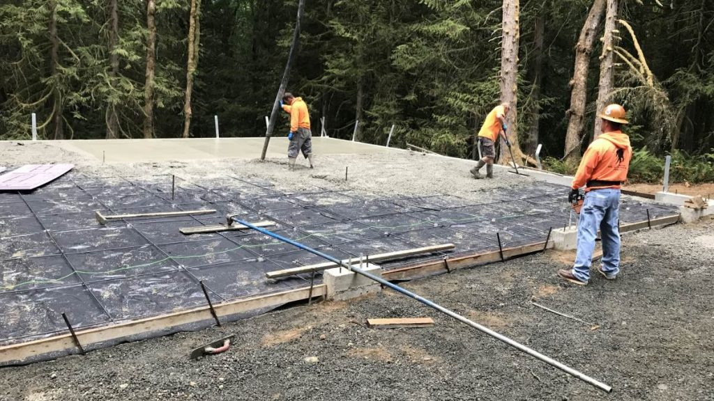 How To Figure Concrete- By the Yard or Bag
