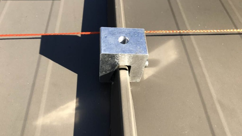 How to Install S5! Solar Clamps on a Metal Roof