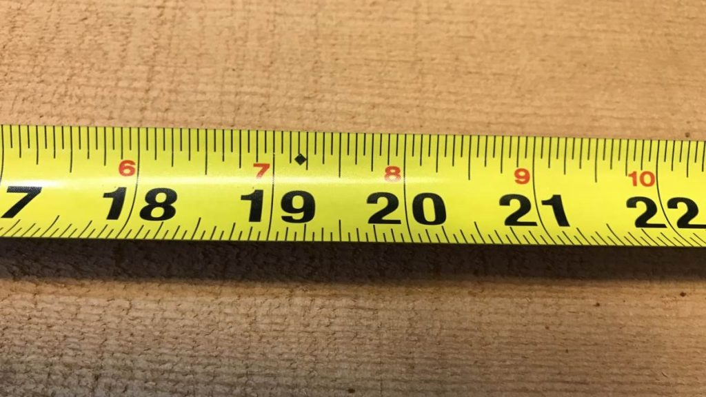 Tape Measure Tricks and Tips