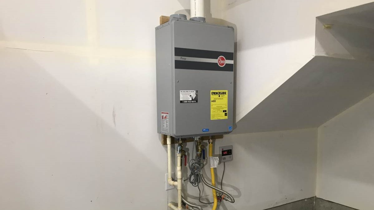 Are Tankless Water Heaters Better?