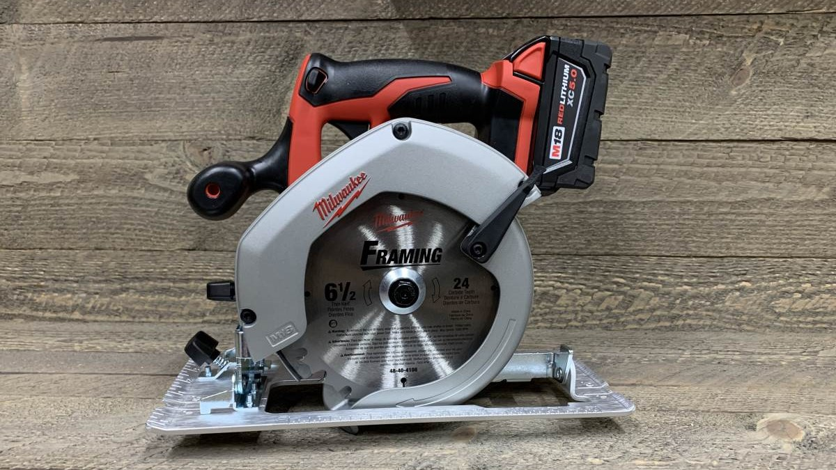 Milwaukee M18 Cordless Circular Saw Review 2630-20