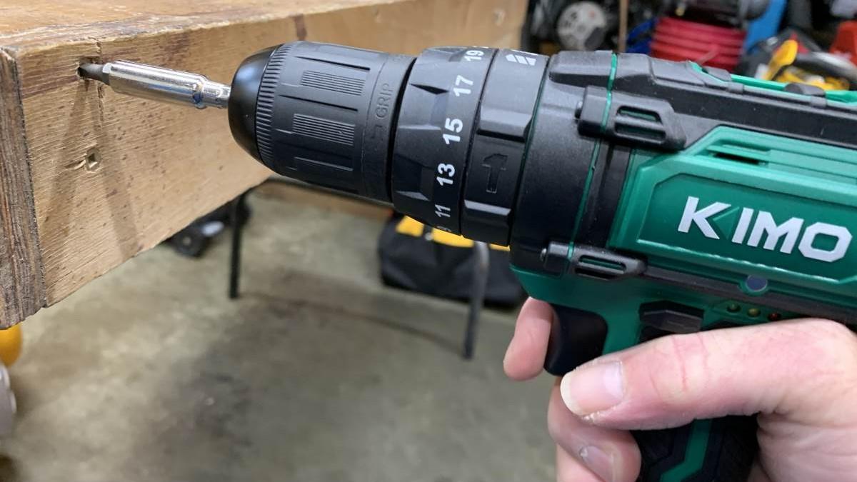 Kimo Cordless Drill Review