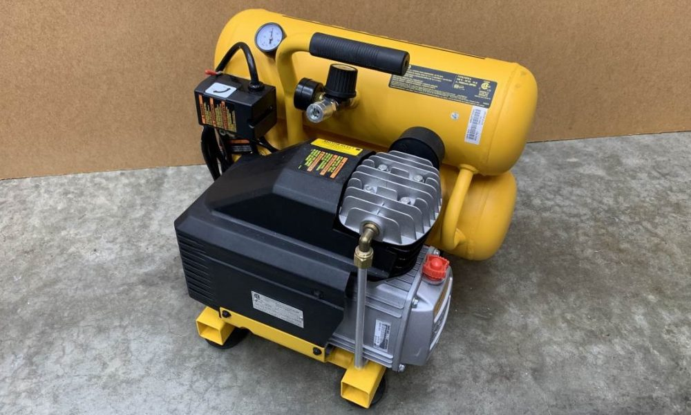 Best Air Compressor for Home Use 1