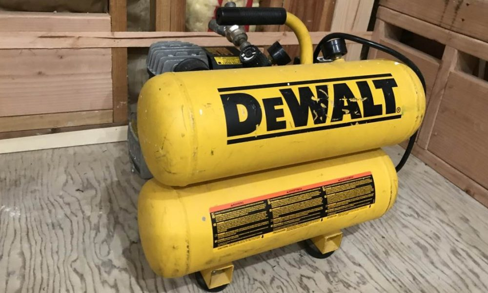 Best Air Compressor for Home Use 5