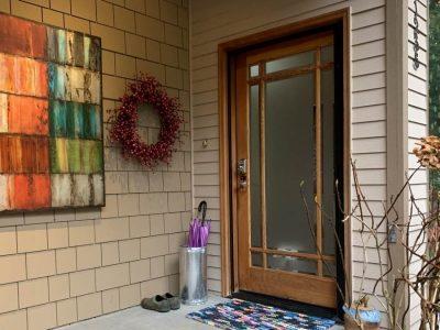 Front Door 8