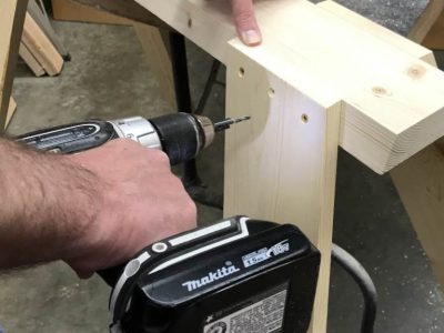 How to Build a Sawhorse 18