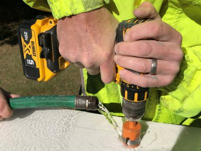 Best Cordless Drill in Action 1